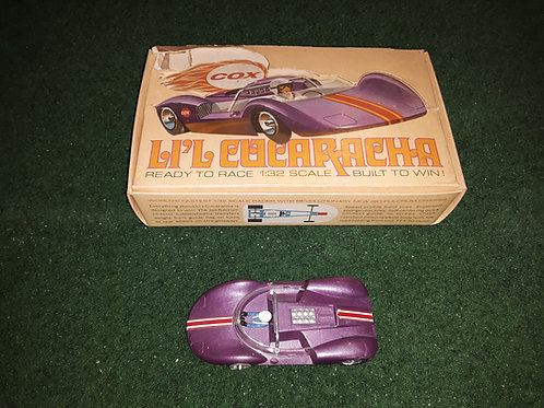 Li'l Cucaracha Slot Car