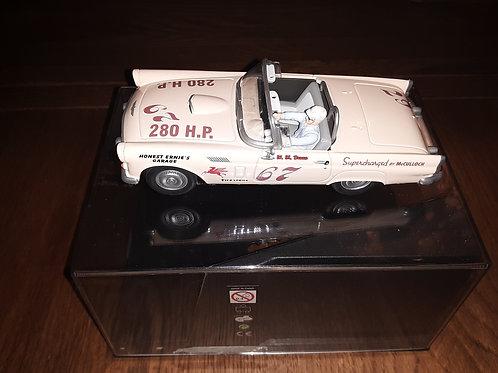 CARRERA EVOLUTION #25481 Slot Car - Ford Thunderbird '56 Blown Bird