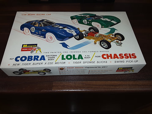 Monogram -  427 Cobra and Lola T-70 Box Set