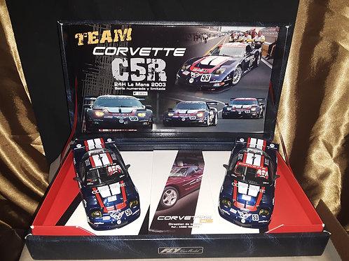 Team corvette C5R REF a582   (88072)