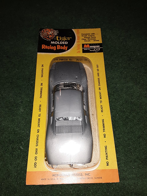 Monogram Body NIB Tiger Molded Porsche 904 Scale 1/24th