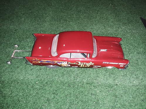 Custom Drag Slot Car