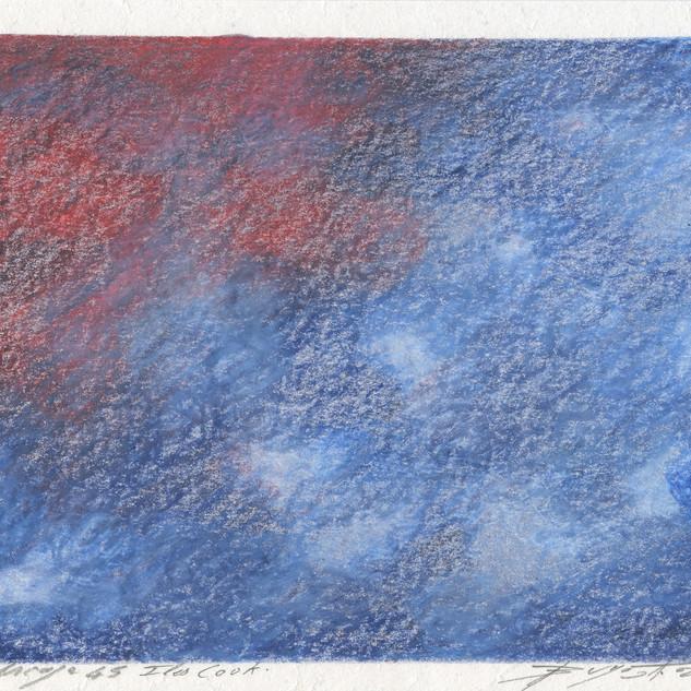 Flag-Landscape 45 - IŽles Cook
