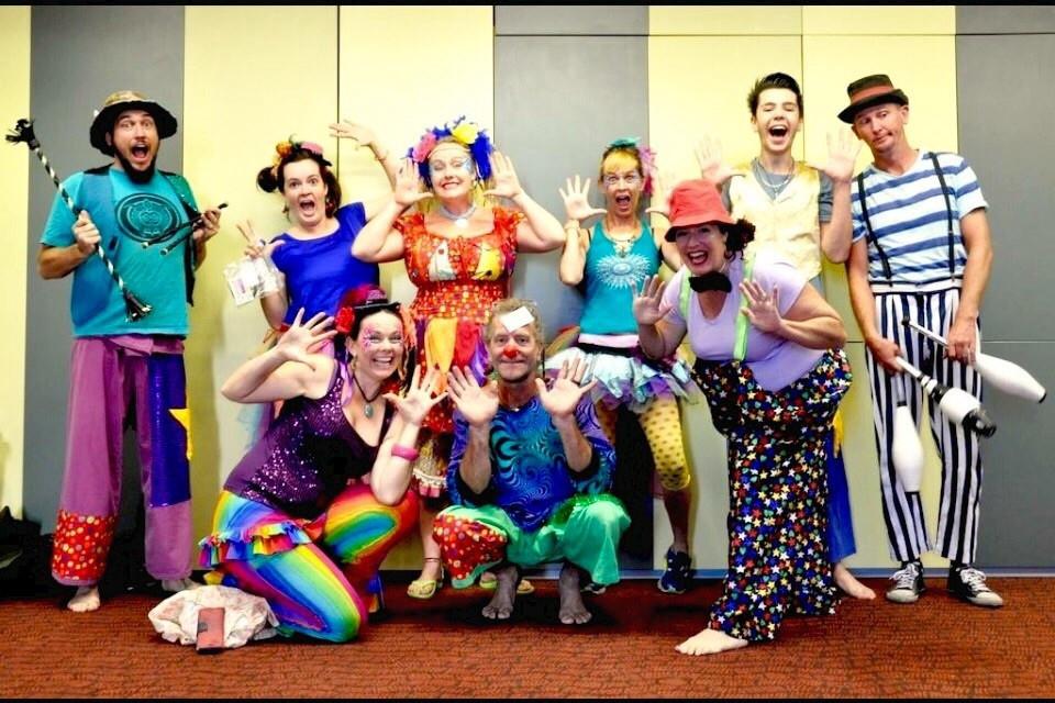 Circus Troop