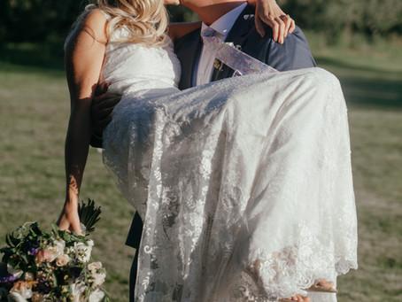 Congrats Lauren & John
