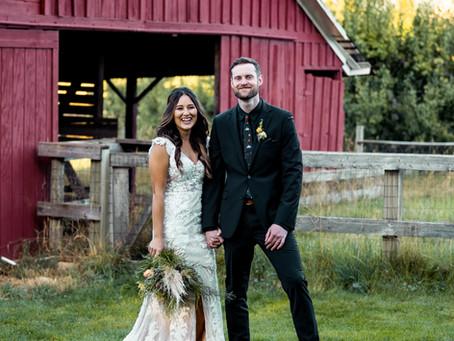 Congrats Bridgette & Tyler