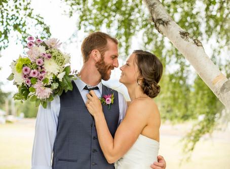 Congrats Jessica & Mark