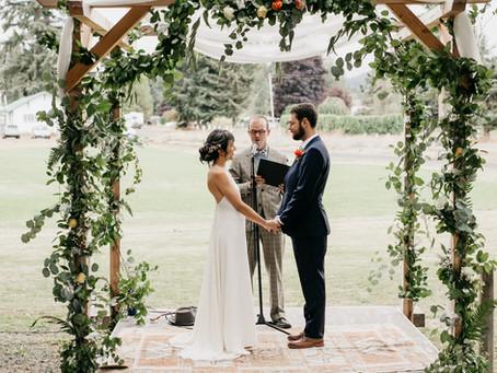 Congrats David & Elena