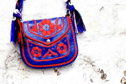 gypsy bag blue