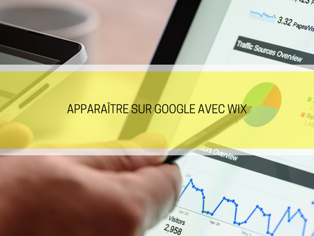 Problèmes liés au référencement Google de votre site Wix : c'est résolu !