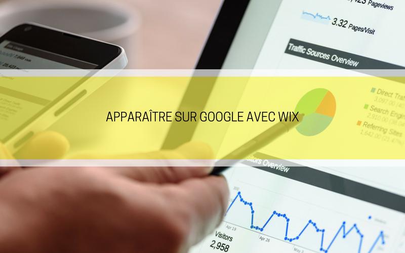 site wix référencement google résolu