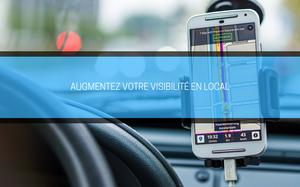 Augmenter sa visibilité locale sur Internet