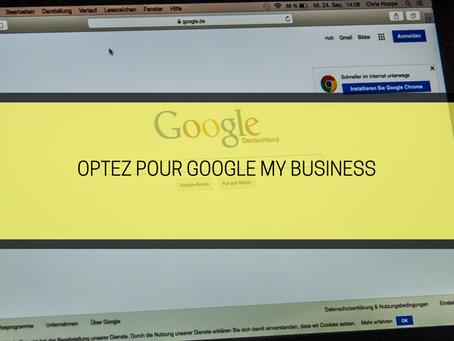 Referencement dans la google map entreprise, pourquoi faire ?