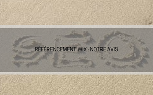 wix referencement avis