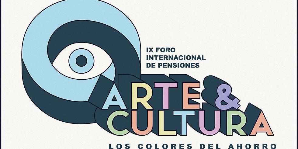 Foro Internacional de Pensiones: Arte y Cultura, Los Colores del Ahorro
