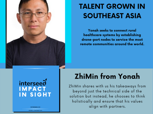 Impact Takes Flight with ZhiMin Sim from Yonah (Podcast)