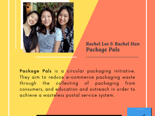 A wasteless postal service system with Package Pals