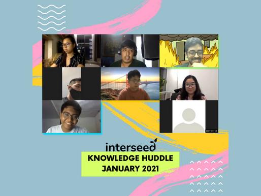 Knowledge Huddle January 2021!