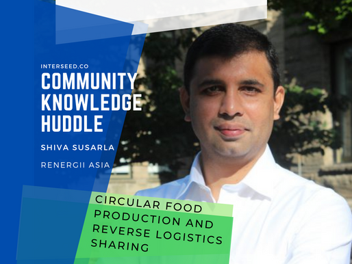 3 Big Opportunities for Circular Food Production and Reverse Logistics
