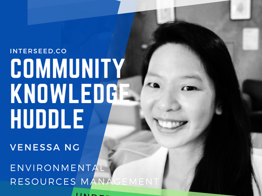 Understanding & Prioritising Sustainability Trends in the Food and Agriculture Space with Venessa Ng