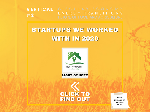 You light me up | Energy Transitions Startups from 2020