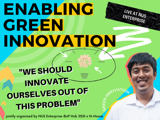 3 Steps to Green Innovation and Fighting Climate Change