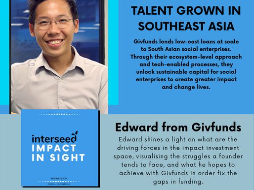 Fundamentals of Funding with Edward Yee from Givfunds (Podcast)