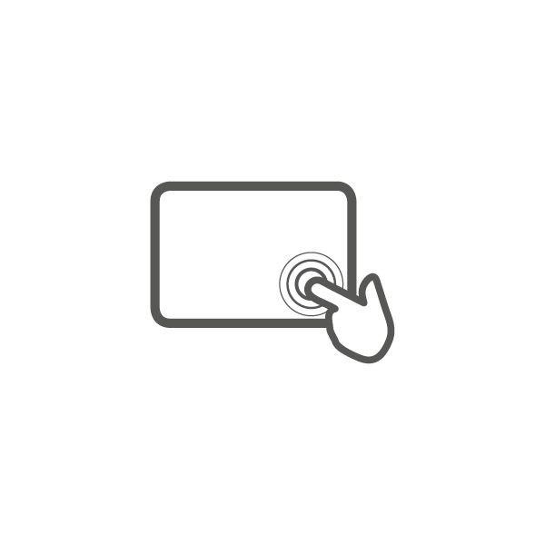 Écran tactile 7 pouces