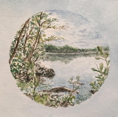 Halibourton Lake
