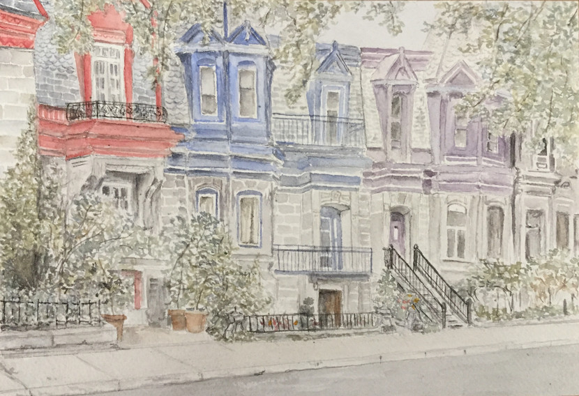 Montreal Maisons