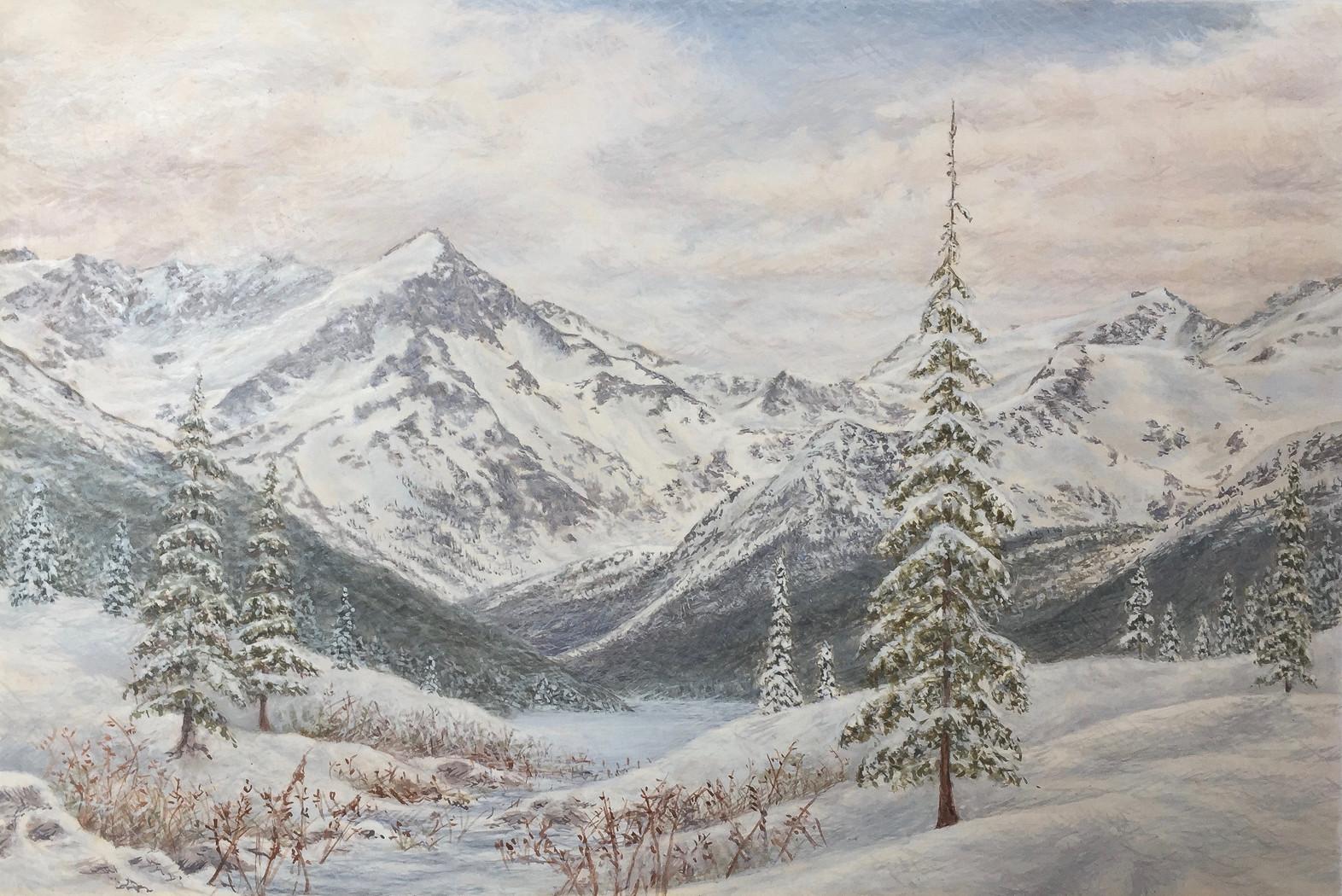Alpine Freeze