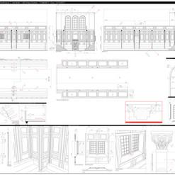 013. POLDARK IV - House of Commons - Set