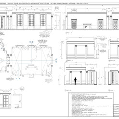 064B - Warleggan Town House - Set Build