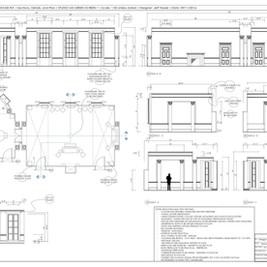 064B - Warleggan Town House - Set Build