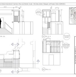 042 - Nampara Interior - Stairwell Amend
