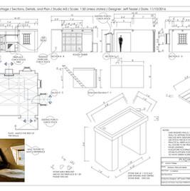 055A - Carne's Cottage - Set Build - Stu
