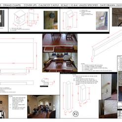 TSP - 0361 - Strand Chapel - Cover ups -