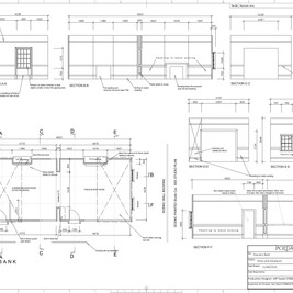 027 - Pascoe's Bank - Plans and Elevatio
