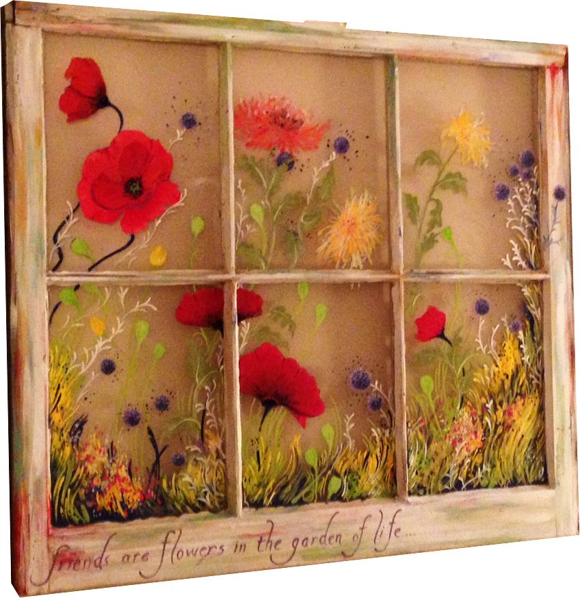 Rhiannon's window