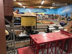 SMOKY MOUNTAIN MODEL TRAIN RAILROADERS