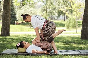 Thai  Traditional Massage @Chang Thai