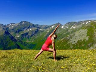 Yoga - Fühle DICH wohl in DEINEM Körper