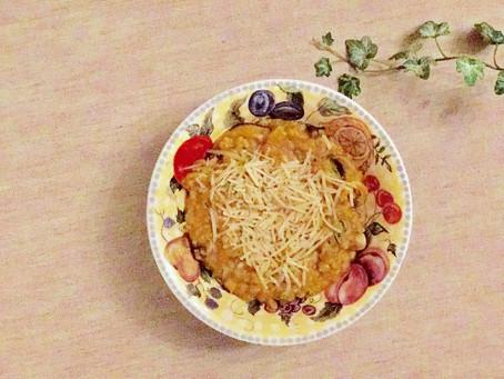 Vegetarian Brown Rice Pumpkin Risotto