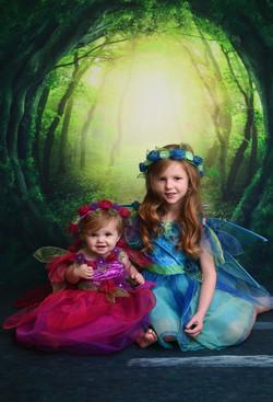 fairy photo session newport