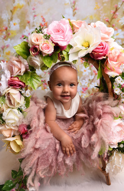 baby photography session