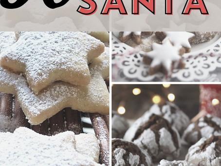 50 Christmas Recipes Cookies for Santa | Christmas Rendered | Lauren Ashley Design