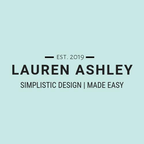 Lauren Ashley Design | New Logo