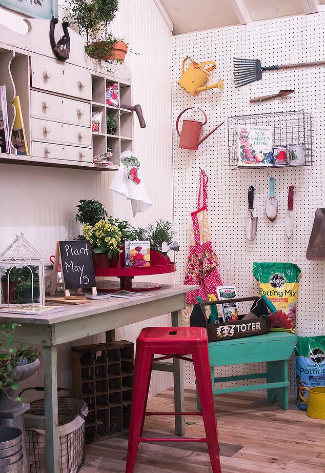 Garden She Shed | Courtesy of Hometalk