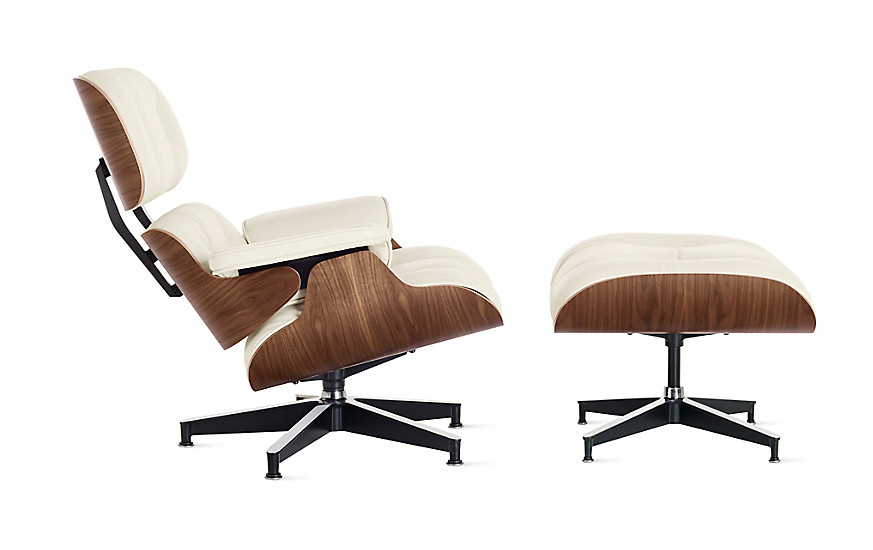 Eames® Lounge Chair and Ottoman | Design Within Reach