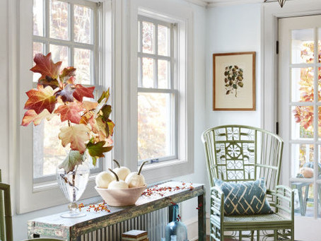 How Transition Your Summer Decor to Fall